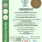 Deratizari Dezinsectii Dezinfectii ISO 14001-2004